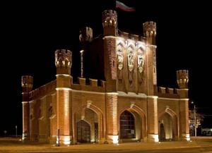 Королевские ворота (Историко-культурный центр «Великое посольство»)