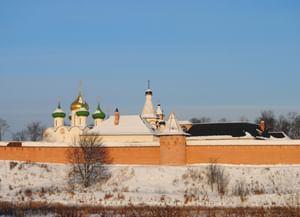 Владимиро-Суздальский музей-заповедник. Спасо-Евфимиев монастырь