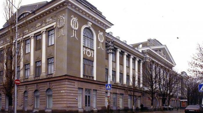 Саратовский государственный художественный музей им. А. Н. Радищева (корпус на Первомайской 75)