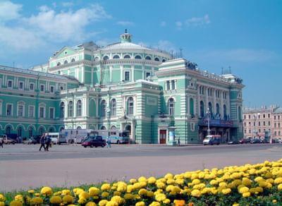 Мариинский театр (Основная сцена)