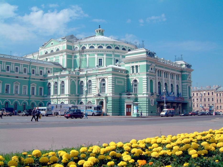 Мариинский театр, старое здание