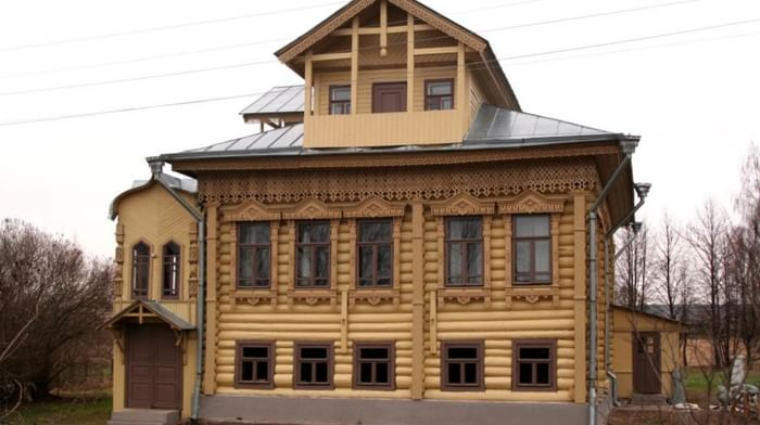 Дом-музей скульптора-академика А. М. Опекушина