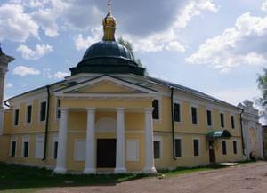 Странноприимный дом Борисоглебского монастыря