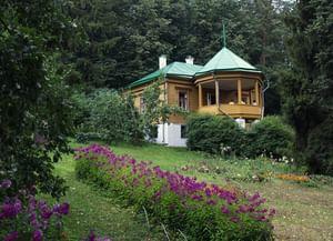 Дом-музей М. М. Пришвина