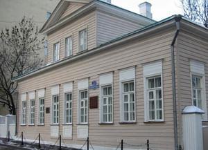 Дом-музей М. Ю. Лермонтова