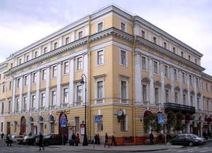 Санкт-Петербургская академическая филармония имени Шостаковича