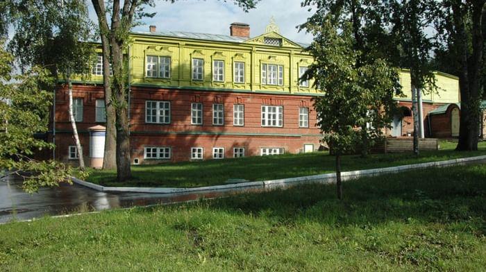 Музей «Симбирская чувашская школа. Квартира И. Я. Яковлева»