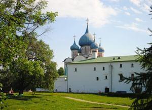 Владимиро-Суздальский музей-заповедник (Суздальский кремль)