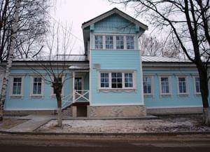 Музей-заповедник «Дмитровский кремль». Дом Серафима Звездинского