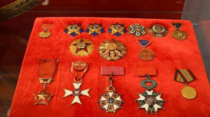 Мемориальный дом-музей И.А. Плиева