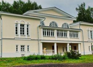 Выставочный зал Ильинского краеведческого музея