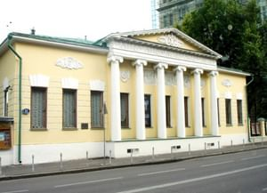 Государственный музей Л. Н. Толстого (ГМТ). Литературная экспозиция на Пречистенке