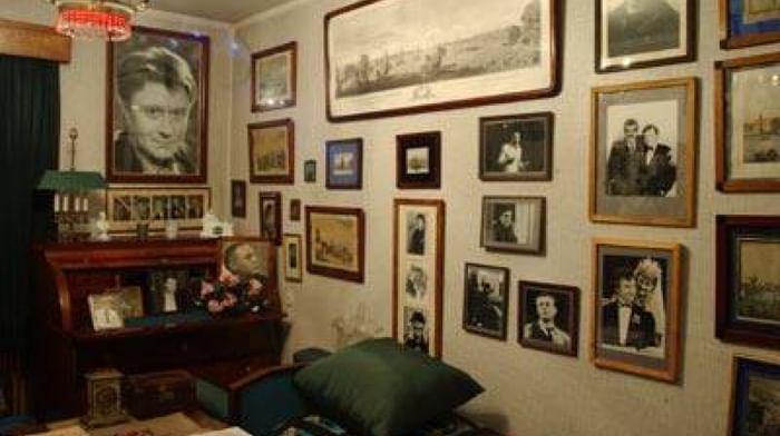Музей-квартира актерской семьи М. В. , А. А. Мироновых — А. С. Менакера