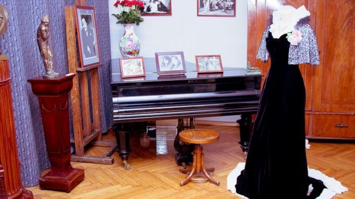 Музей-квартира В.Э. Мейерхольда
