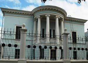 Дом Д.В.Сироткина