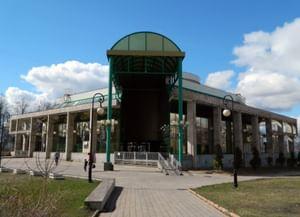 Музейно-выставочный комплекс стрелкового оружия им. М. Т. Калашникова