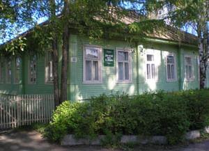 Мемориальный дом-музей С. С. Орлова