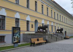 Главное здание музея (здание Присутственных мест)