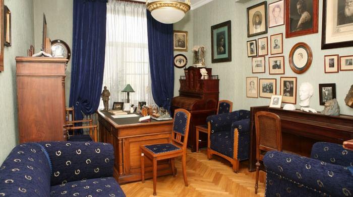 Музей-квартира А. Б. Гольденвейзера