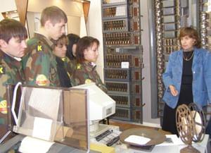 Белорецкий музей связи