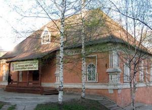 Музей «Вятские народные художественные промыслы»