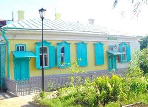 Мемориальный музей-квартира Л. и М. Ростроповичей