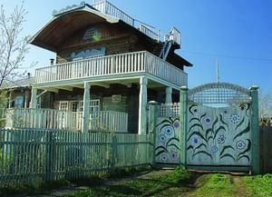 Мемориальный дом-музей В.В. Каменского