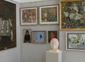 Краснокамская картинная галерея имени И. И. Морозова