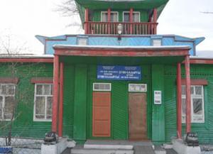Музей-филиал имени Монгуша Буян-Бадыргы в городе Чадан