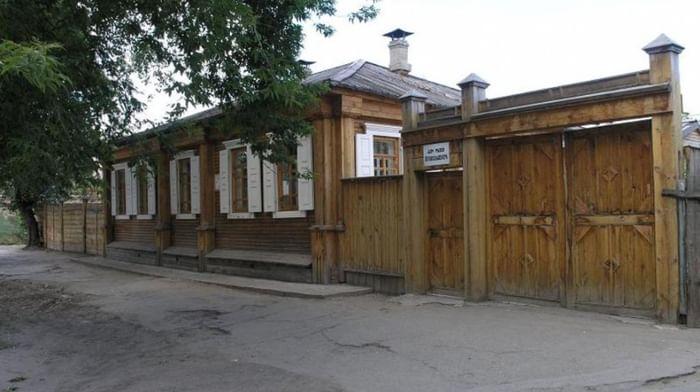Дом-музей В. К. Кюхельбекера