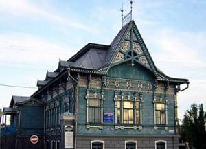 Выставочный зал краеведческого музея