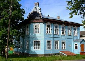 Краснохолмский краеведческий музей
