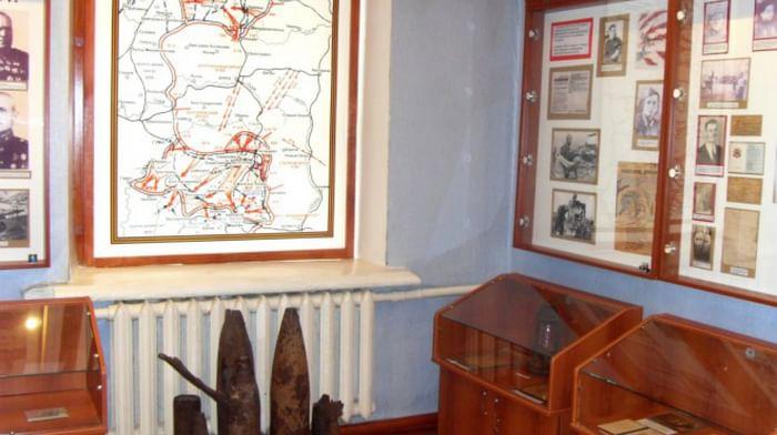 Глушковский краеведческий музей