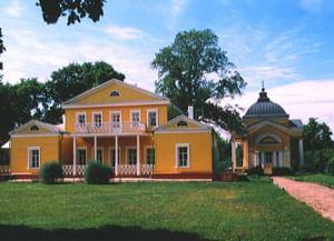 Государственный Лермонтовский музей-заповедник «Тарханы»