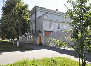 Историко-мемориальный музей-заповедник «Родина В. И. Ленина»