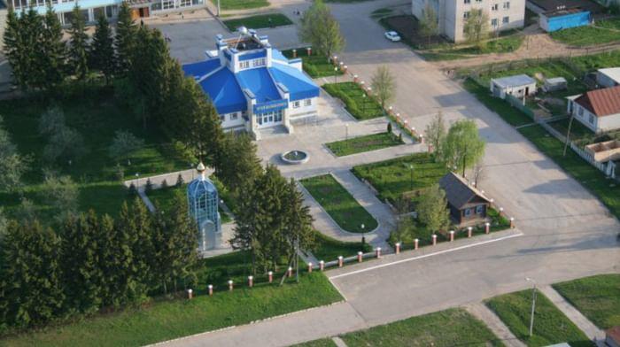 Мемориальный комплекс летчика-космонавта СССР А. Г. Николаева