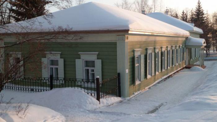 Мемориальный дом-музей С. Т. Аксакова