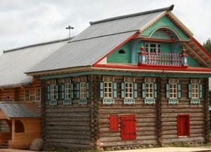 Архитектурно-этнографический музей Вологодской области «Семенково»