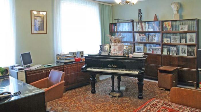 Музей-квартира Назиба Жиганова