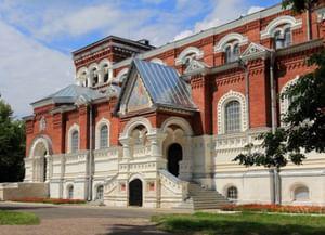 Музей хрусталя в Гусь-Хрустальном