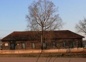 Дебёсский районный Музей истории Сибирского тракта