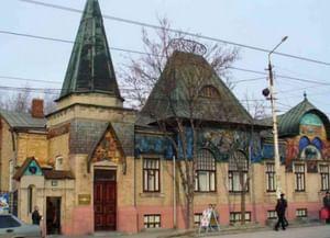 Музей «Градостроительство и быт Таганрога»