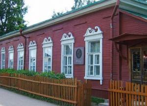 Музей А.С. Пушкина в г. Торжке
