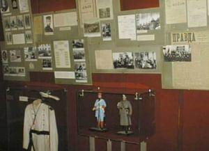 Музей истории милиции Культурного центра ГУВД по Санкт-Петербургу и Ленинградской области
