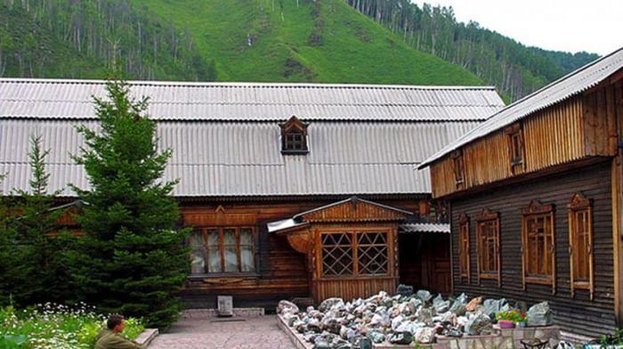 Минералогический музей-усадьба «Самоцветы Байкала»