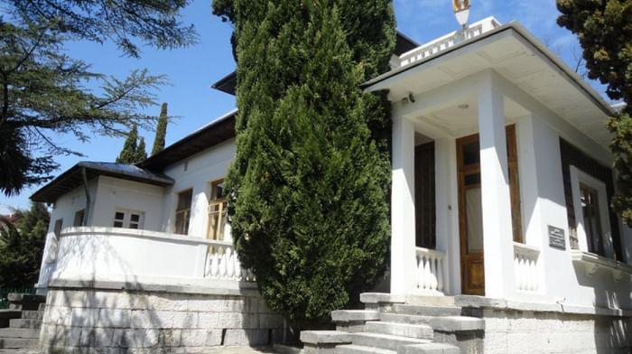 Литературно-мемориальный музей Н. Островского в городе Сочи