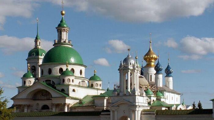 Архитектурно-художественный ансамбль бывшего Спасо-Яковлевского монастыря