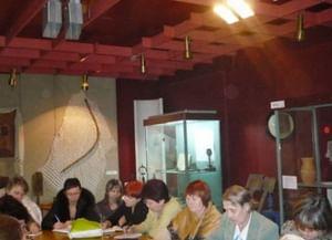 Народный музей истории детского движения Омской области