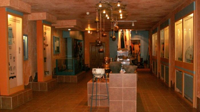 Музей археологии и этнографии Сыктывкарского государственного университета