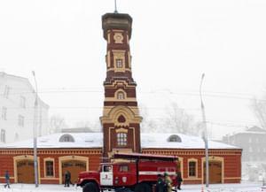 Иркутский музей пожарно-технического центра